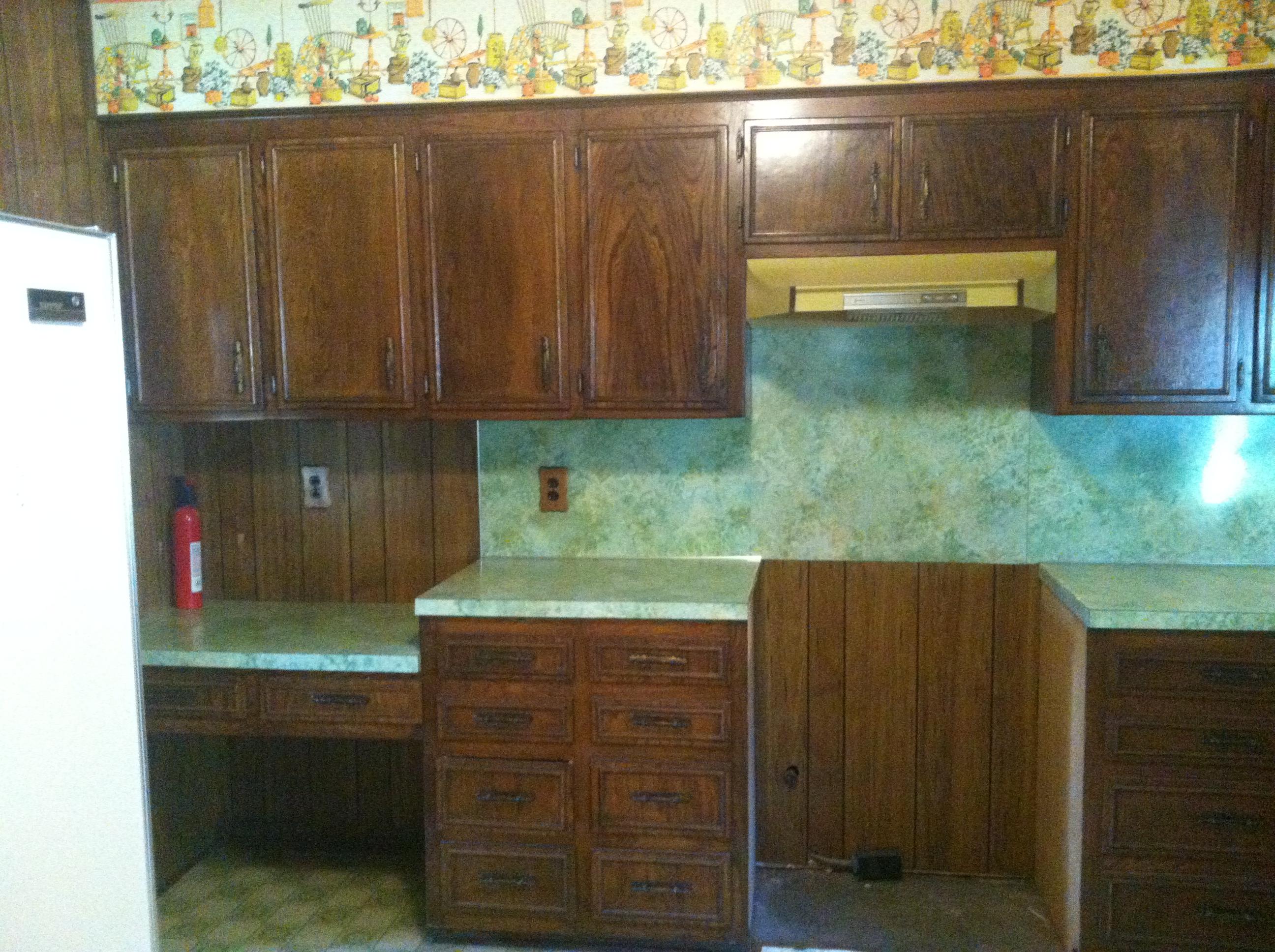 DIY Kitchen Backsplash Tutorial