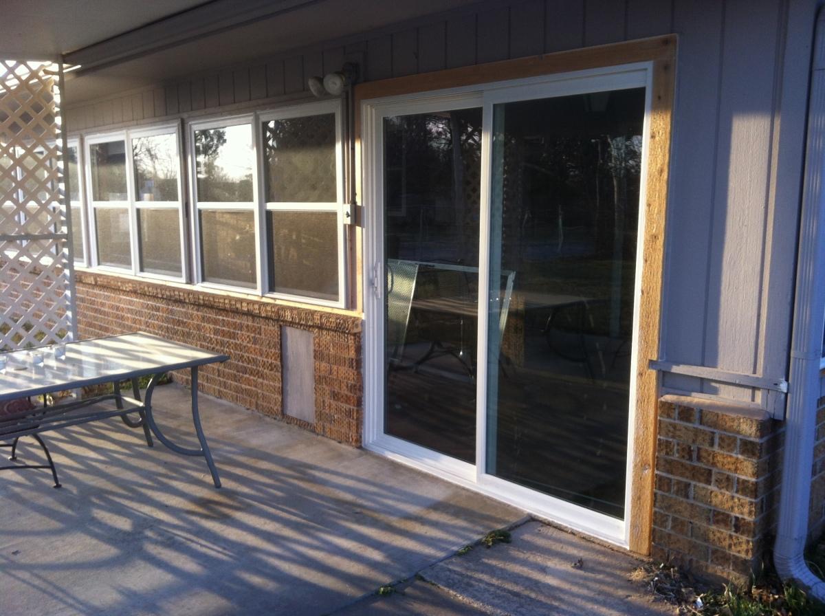 New sliding glass door the bachelorette pad flip for New sliding glass door
