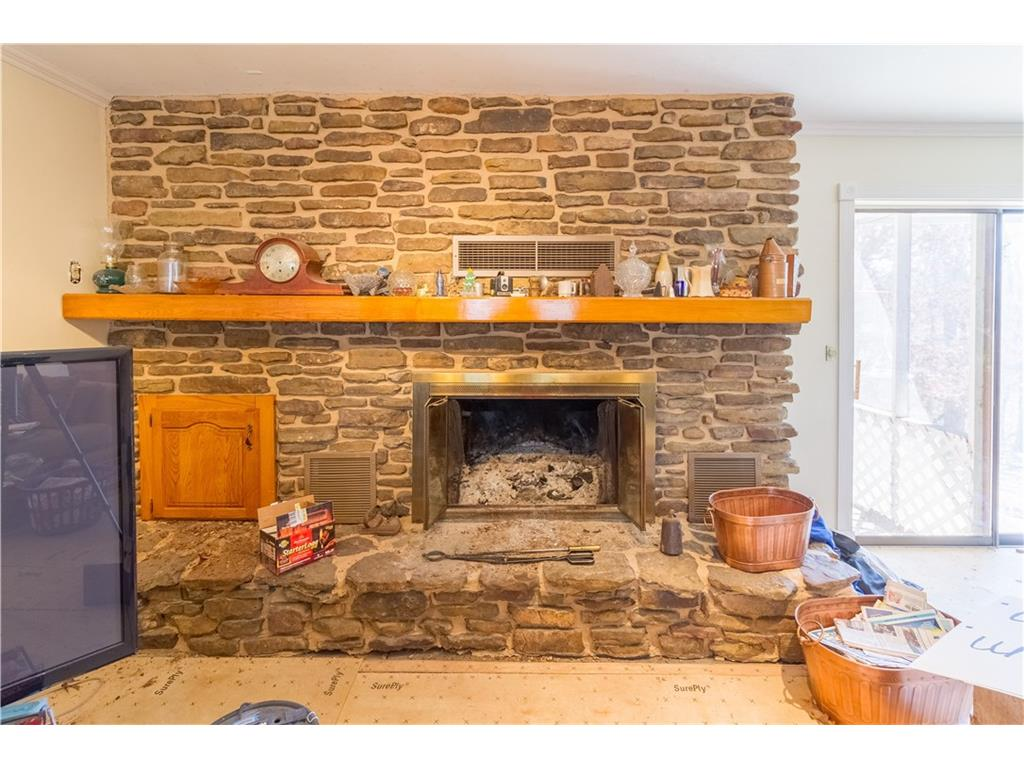 How To Update A Brass Fireplace For 15 Bachelorette Pad Flip