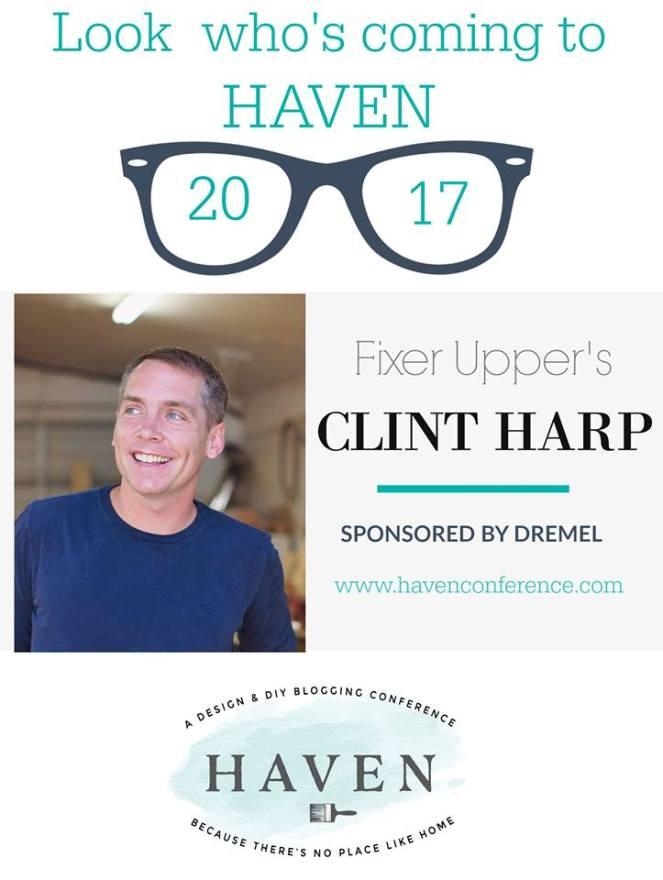 Hvaen Clint Harp